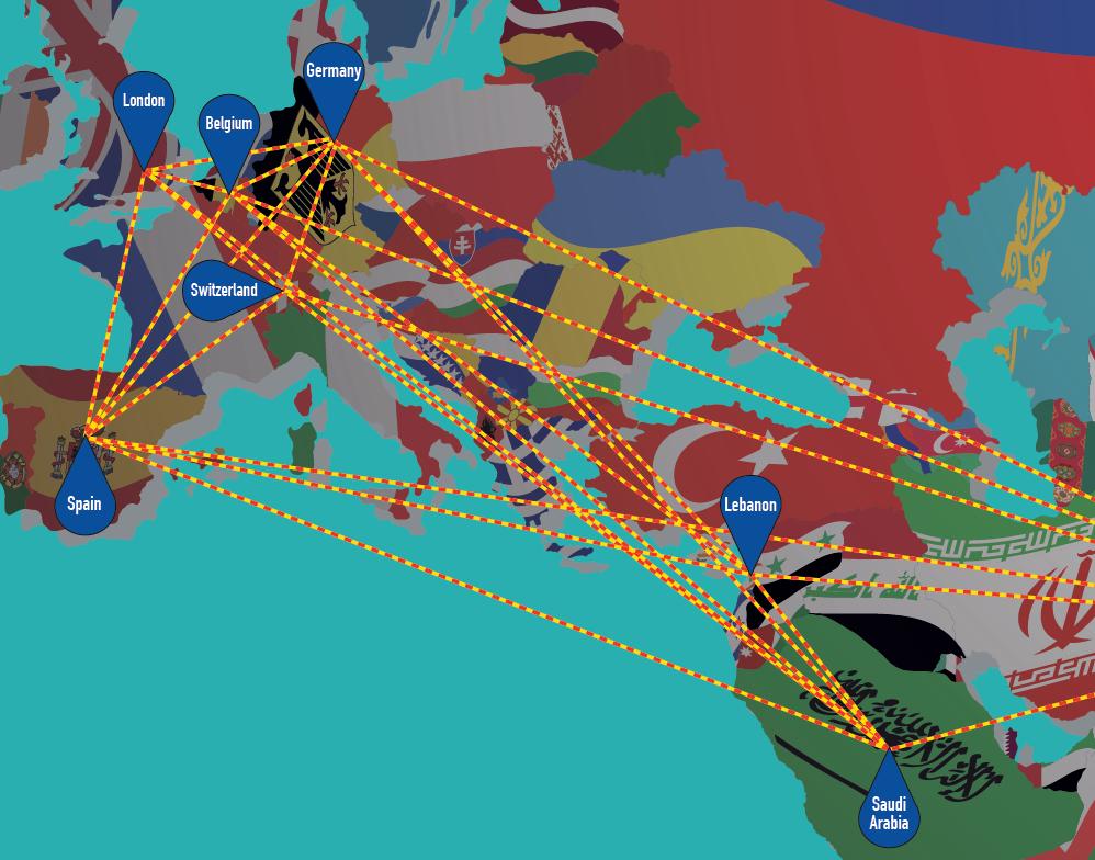 Internationale interaktive Fachfortbildung: Fortgeschrittene Magenkarzinome