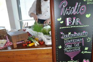 Kulinarisches Programm